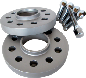 Aluminium spacers