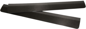 Footboard in Carbon