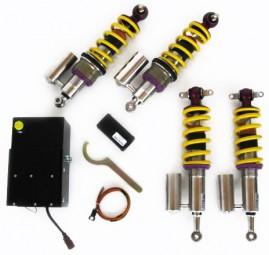 KW aluminium coil over suspension, Hydraulic adjustable