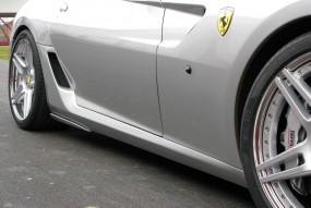 Side panels Supersport